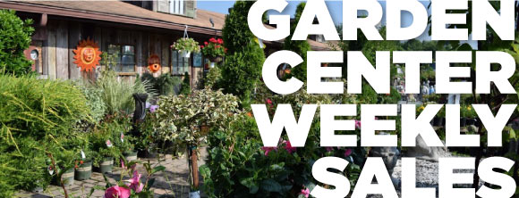 Denison Garden Center Featured Sales
