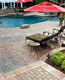 service outdoor living spaces