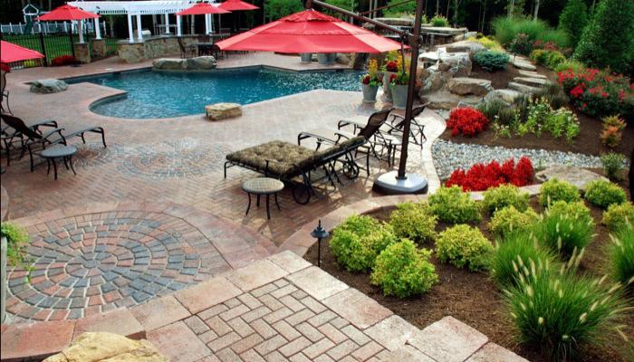 Gallery denison landscaping for Garden and landscape design jobs