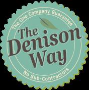 the Denison Way Guarentee